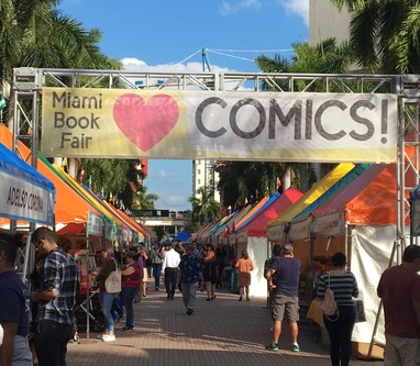 Miami Book Fair 2017 - The Florida Book Review